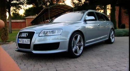 Audi RS6 (4F,C6) 5.0 TFSI V10 580HP Quattro