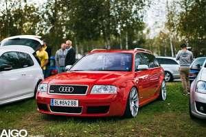 Audi RS6 Avant  (4B,C5) 4.2 V8 450 HP