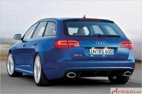 Audi RS6 Avant (4F,C6) 5.0 TFSI V10 580HP