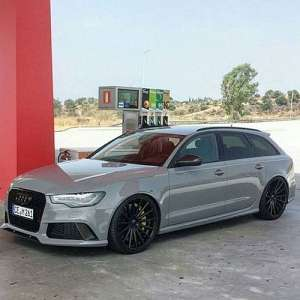 Audi RS6 III (C7) Avant 4.0 AT (560 HP) 4WD