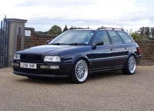 Audi S2 Avant 2.2 i 20V Turbo 4WD 230 HP