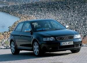 Audi S3 (8L) 1.8 T 210 HP