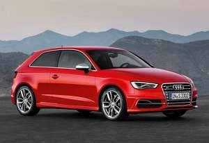 Audi S3 III (8V) 2.0 MT (300 HP) 4WD