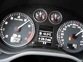 Audi S3 Sportback (8P) 2.0 265 HP