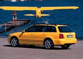Audi S4 Avant (8D,B5) 2.7 T 265 HP