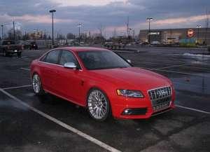 Audi S4 (B8) 3.0 333HP S tronic