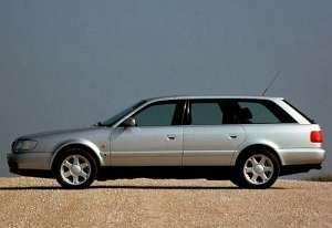 Audi S6 Avant (4A,C4) 2.2 i 20V Turbo 230 HP