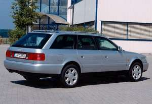 Audi S6 Avant (4A,C4) 4.2 i V8 32V 290 HP