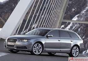 Audi S6 Avant (4F,C6) 5.2 i V10 FSI Quattro 435 HP