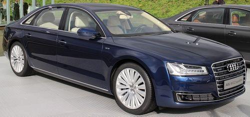 Audi S8 (4E) 5.2 V10 FSI 450 HP Quattro Tiptronc