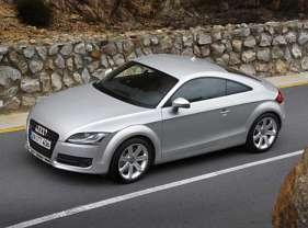 Audi TT (8J) Coupe 2.0 TFSI 200 Quattro S tronic