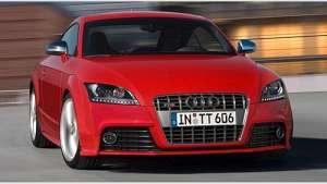 Audi TT (8J) Coupe 2.0 TFSI 272 HP TTS