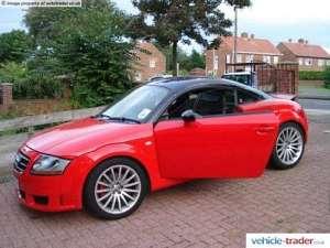 Audi TT (8J) Roadster  1.8 T quattro 180