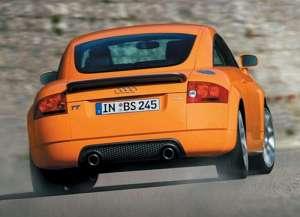 Audi TT (8N) Coupe 3.2 i V6 24V quattro 250 HP