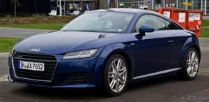 Audi TT III (8S) Coupe 2.0 AT (230 HP) 4WD