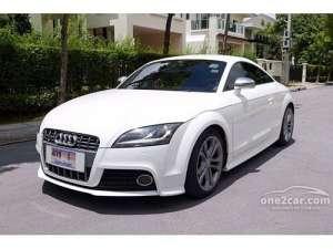 Audi TTS II (8J) Coupe 2.0 MT (272 HP) 4WD