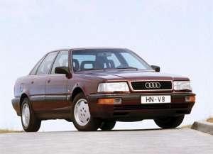 Audi V8 (D11) 3.6 quattro 250 HP
