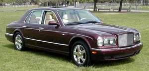 Bentley Arnage I 4.4 V8 32V Turbo 354 HP