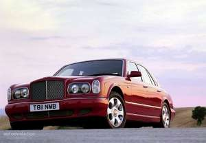 Bentley Arnage II 6.8 V8 405 HP