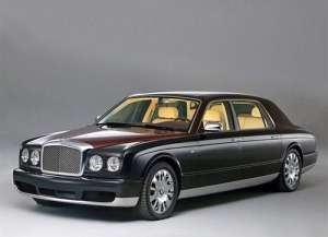 Bentley Arnage R 6.7 i V8 16V 405 HP