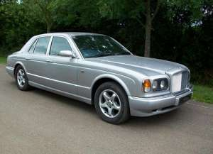 Bentley Arnage T 6.75 i V8 Biturbo 457 HP