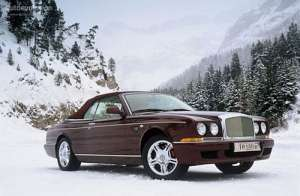 Bentley Azure 6.7 i V8 426 HP