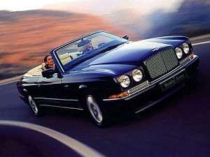 Bentley Azure 6.8 i V8 408 HP