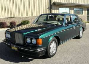 Bentley Brooklands 6.7 i V8 248 HP