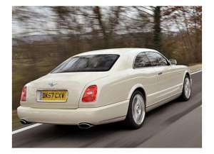 Bentley Brooklands II 6.75 i V8 Biturbo 537 HP