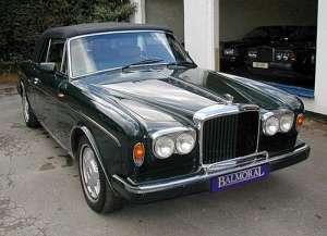 Bentley Continental (1984) 6.75i 240 HP