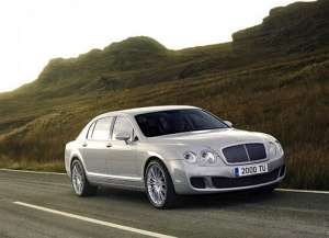Bentley Continental Flying Sp Speed 6.0i W12 610 HP