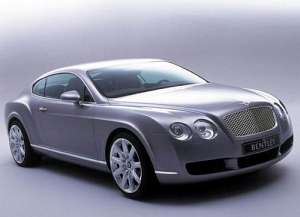 Bentley Continental GT 6.0 W12 Twin Turbo 560 HP