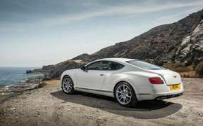 Bentley Continental GT II Coupe 4.0 AT (507 HP) 4WD