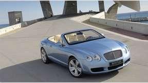 Bentley Continental GTC 6.0 i W12 48V 560 HP
