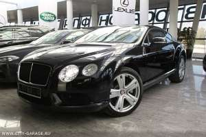 Bentley Continental GTC II 4.0T V8 (507Hp)