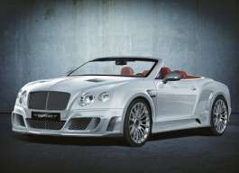 Bentley Continental GTC II 6.0T W12 (575Hp)