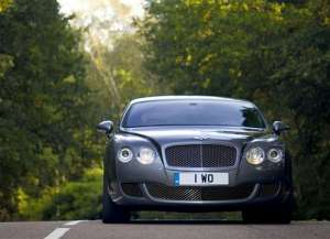 Bentley Continental GTS Speed 6.0 W12 610 HP
