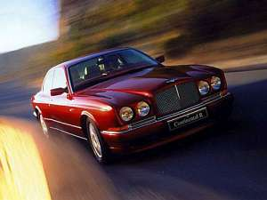 Bentley Continental R 6.7 i V8 Mulliner 426 HP
