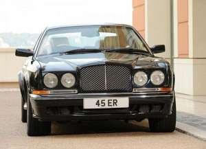 Bentley Continental R 6.7 V8 406 HP