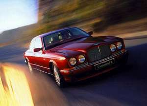 Bentley Continental R 6.8 i V8 389 HP