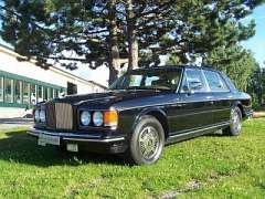 Bentley Mulsanne 6.75 i V8 218 HP
