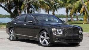 Bentley Mulsanne 6.75 i V8  HP