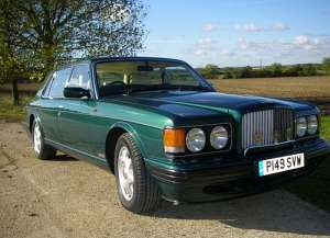 Bentley Turbo R 6.7 i V8 Turbo 389 HP