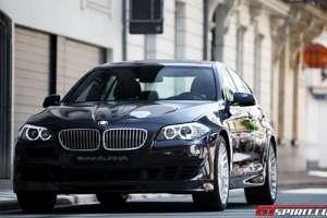 BMW Alpina B5 (F10) 4.4 BiT (540 Hp)