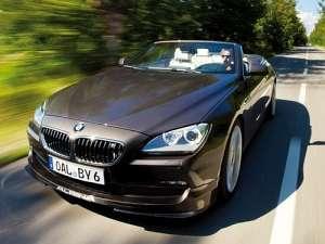BMW Alpina B6 (F12) 4.4 Biturbo (540Hp)
