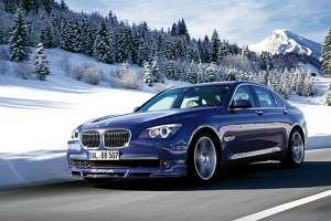 BMW Alpina B7 (F01) 4.4T V8 (507Hp) 4WD