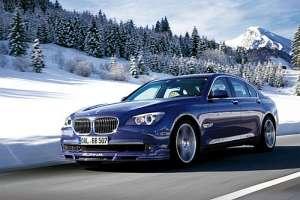 BMW Alpina B7 (F01) 4.4T V8 (507Hp) 4WD
