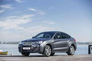 BMW X4 I 20d 2.0d AT (190 HP) 4WD
