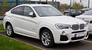 BMW X4 I 20i 2.0 AT (184 HP) 4WD