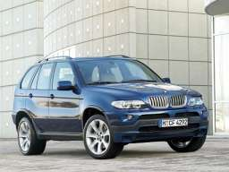 BMW X5 I (E53) 2.9d MT (184 HP) 4WD